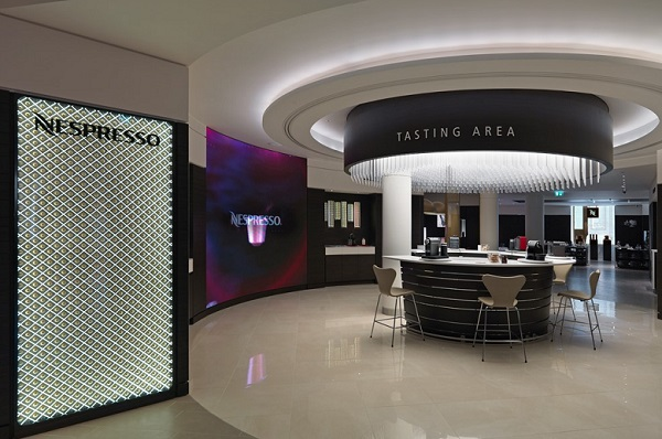 Nespresso to open first boutique in Scotland Hospitality u0026 Catering News -> Nespresso London
