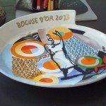 Win a Bocuse d'Or 2013 commemorative plate