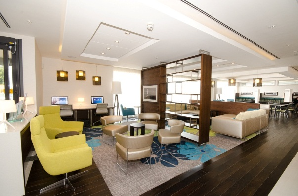 New Marriott Hotel Aberdeen
