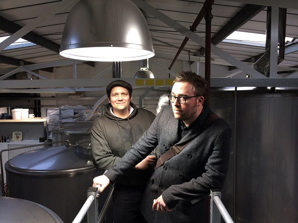 Nicholson's Pubs launches Danny Wallace Beer