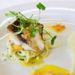 Our Essential Recipe of the Week, Pan Fried Fillet on a Fennel and Orange Salad