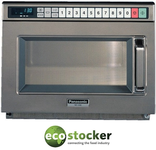 Panasonic Commercial Microwave 17 9 Litre With Liner