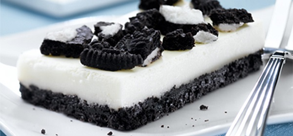 Philadelphia Recipe, Oreo Cheesecake Bars - Hospitality & Catering ...