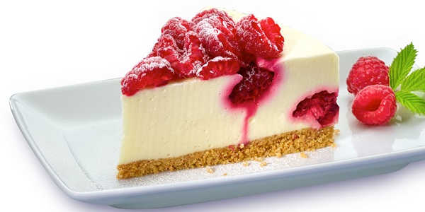Philadelphia Recipe White Chocolate Raspberry Cheesecake Hospitality Catering News