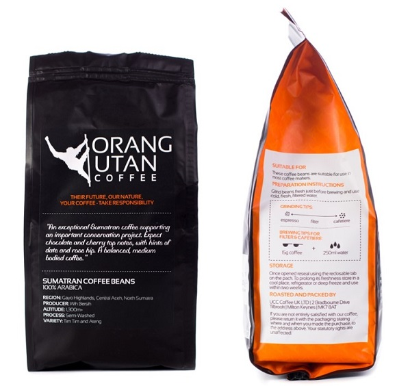 Orang Utan Coffee: ethical, worthwhile, and a great taste!