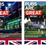 Pubs are GREAT posters revealed by pubs Minister Brandon Lewis