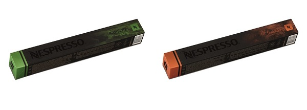 Nespresso launches Spring 2014 Limited Edition Duo