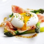 Perfect Brunch, poached duck egg by Matthew Tomkinson