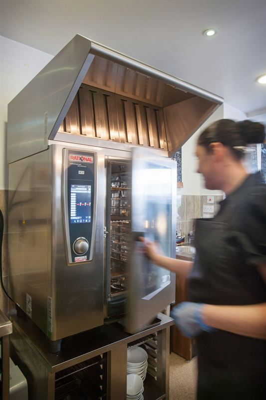restaurant rationale The order needs to get to the restaurant, into the kitchen, and into the point-of-sale program once that's been done, the food needs to be made and then prepared for delivery, which includes bagging the food, including any if a.