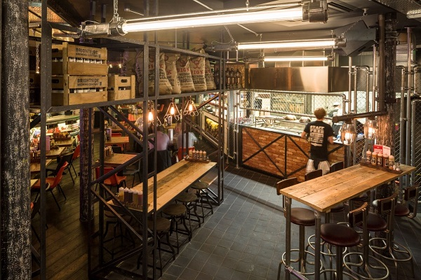 Red's True Barbecue Restaurant & Bar in Manchester - Hospitality & Catering News