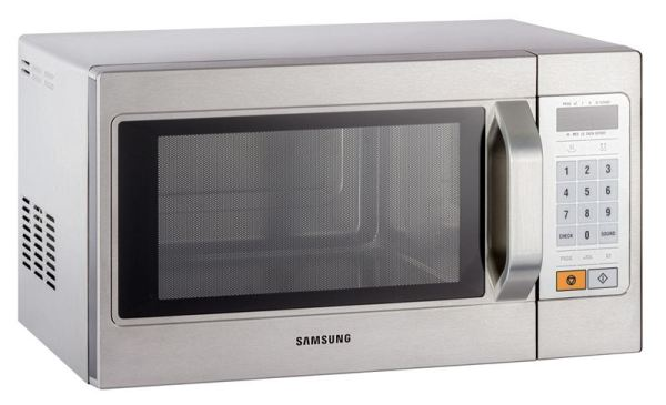 Small Commercial Microwave With A Heart