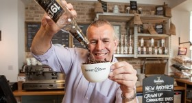 St Austell opens first Brewer & Bean coffee outlet