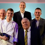 Tom Barnes wins the Roux Scholarship 2014