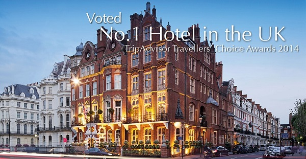 UK B&Bs and hotels triumph in TripAdvisor's world Travellers' Choice Awards