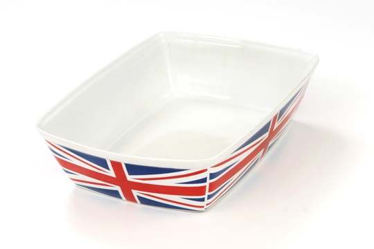 Top of the podium at Hotelympia the Union Jack Dish