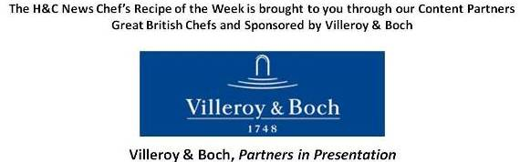 Chef's Recipe of the Week, by Shaun Hill