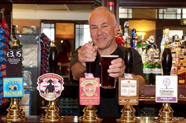 Wetherspoon to invite US brewers to produce beer in UK for its pubs