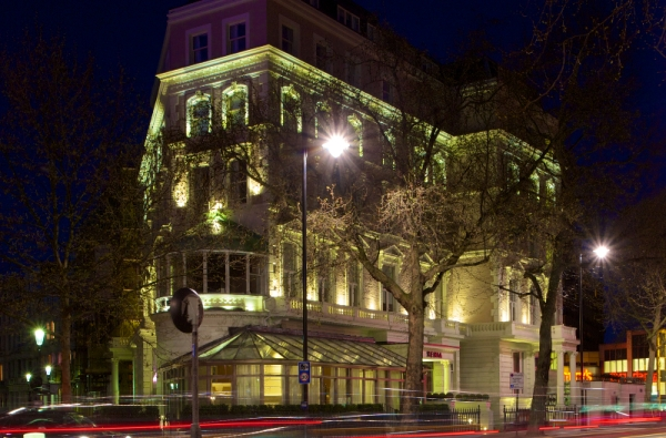 Xenia hotel joins great hotels of the world hospitality for Amazing hotels of the world