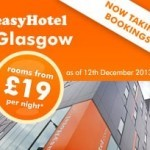 easyHotel Glasgow opens ahead of schedule